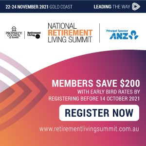Members save $200 with early bird rates for the National Retirement Living Summit.