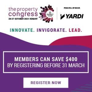 The Property Congress 2021 Super Early Bird