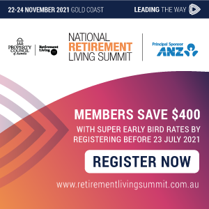 Members save $400 with super early bird rates for the National Retirement Living Summit.