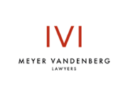 Outlook Series 2021 Sponsor - Meyer Vandenberg