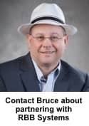 Contact Bruce about an Electronics Manufacturer Partnership
