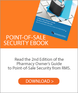 RMS Pharmacy POS Security ebook