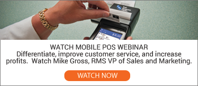RMS EvolutionPOS Mobile POS for Pharmacies
