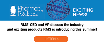 Pharmacy Podcast - RMS POS 2016 New Products