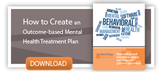 NextStep Solutions Outcome Based Mental Health Treatment Plan