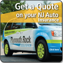 Get a Quote on Your NJ Auto Insurance