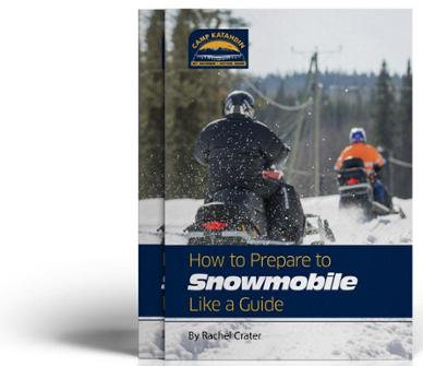 Maine Snowmobiling Guide Trails