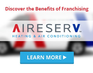 Discover the Benefits of Franchising - Aire Serv Heating & Air Conditioning - Learn More