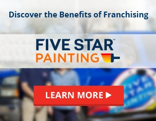 Five Star Painting - Discover the Benefits of Franchising - Learn More
