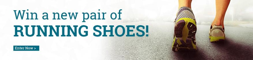 Win a New Pair of Running Shoes