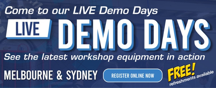 Come to our LIVE Demo Days