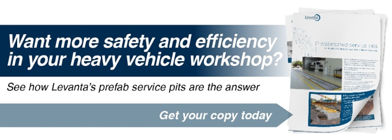 Want more safety and efficiency in your heavy vehicle workshop?