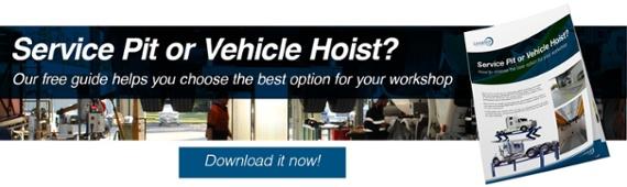 Service Pit or Vehicle Hoist?