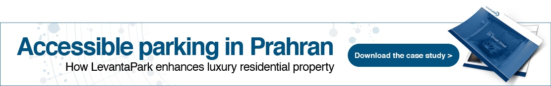 Accessible parking in Prahran - How LevantaPark enhances luxury residential property