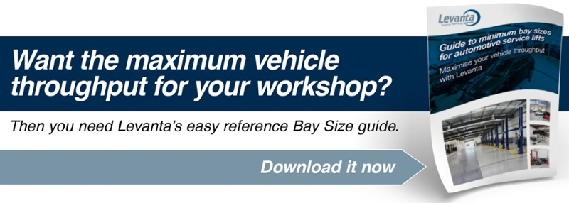 Want the maximum vehicle throughput for your workshop?