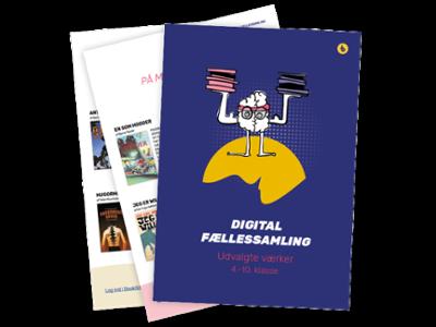 Digital Fællessamling - Udvalgte værker 2020