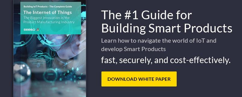 #1 Guide for Building smart products - eBook