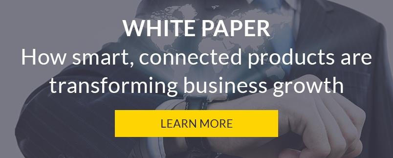 IoT white paper - smart products transform business growth