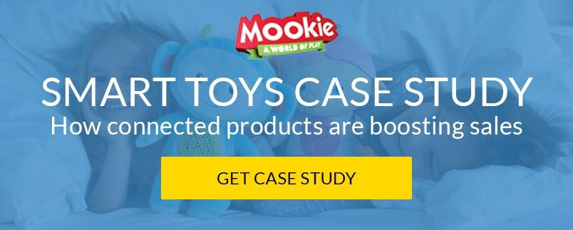 smart toys case study - how connected products boost sales