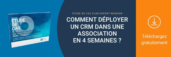 Comment déployer un CRM dans une association en 4 semaines ?