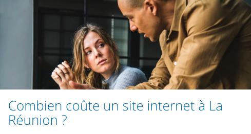 Combien coute un site internet à la Réunion ?
