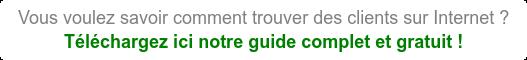 Vous voulez savoir comment trouver des clients sur Internet à La Réunion ? Téléchargez ici notre guide complet et gratuit !