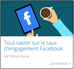 Article Tout savoir sur le taux d'engagement Facebook