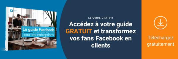 J'accède au guide Facebookpour  mon Entreprise à La Réunion