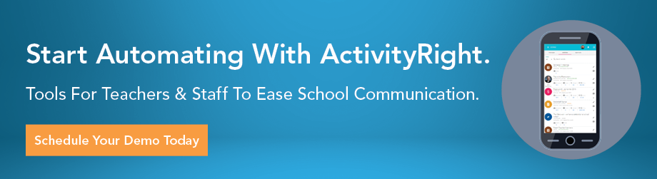 Schedule A Demo with ActivityRight