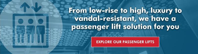 Explore our Passenger Lifts