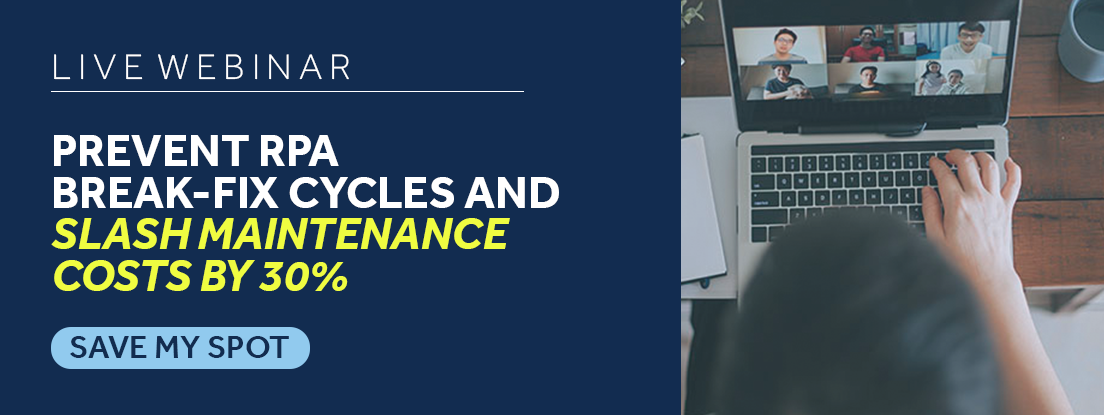Prevent Break-Fix Cycles and Slash Maintenance