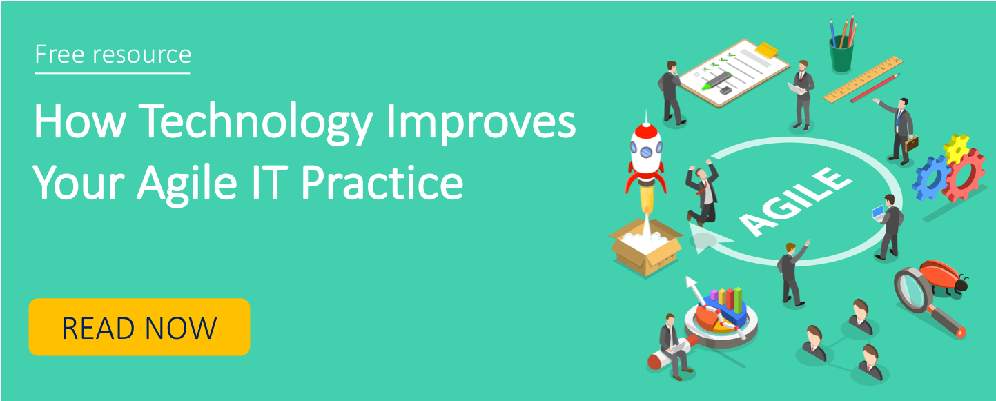Whitepaper - How Technology Improves Your Agile IT Practice