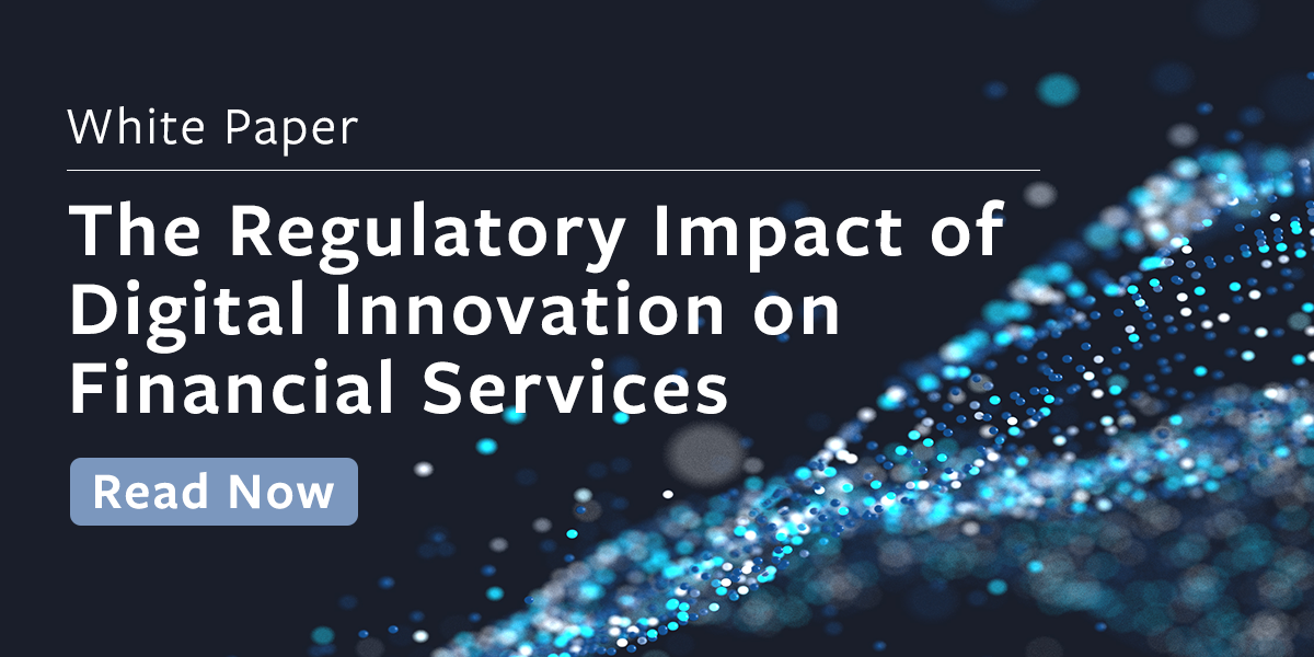 The Regulatory Impact of Digital Innovation on Financial Services