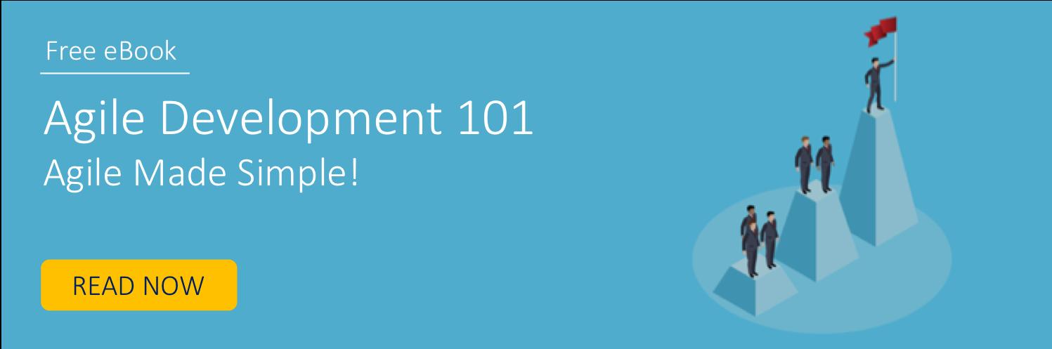 Agile Development 101 Ebook