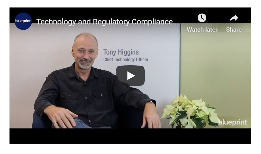 Learn How Technology Impacts Risk & Compliance Tony Higgins Video