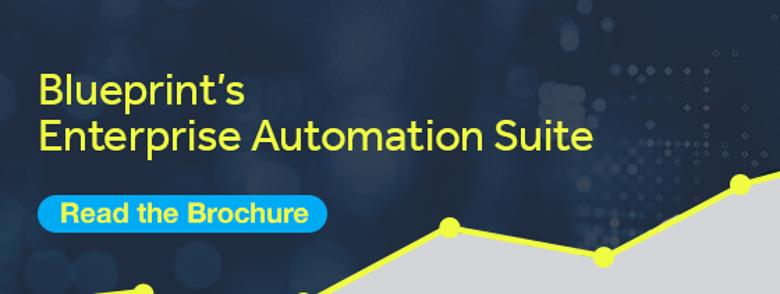 Blueprint Enterprise Automation Datasheet