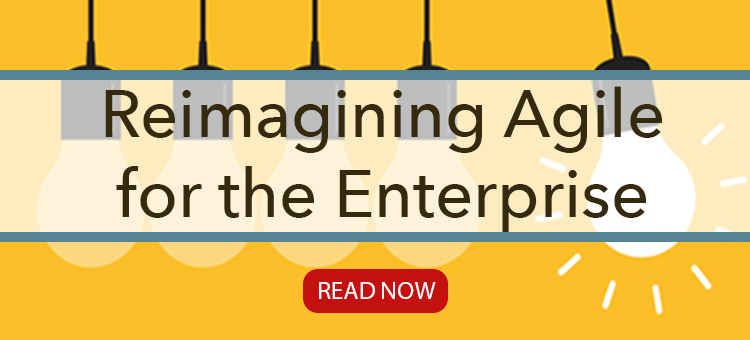 Download the White Paper: Reimagining Agile for the Enterprise