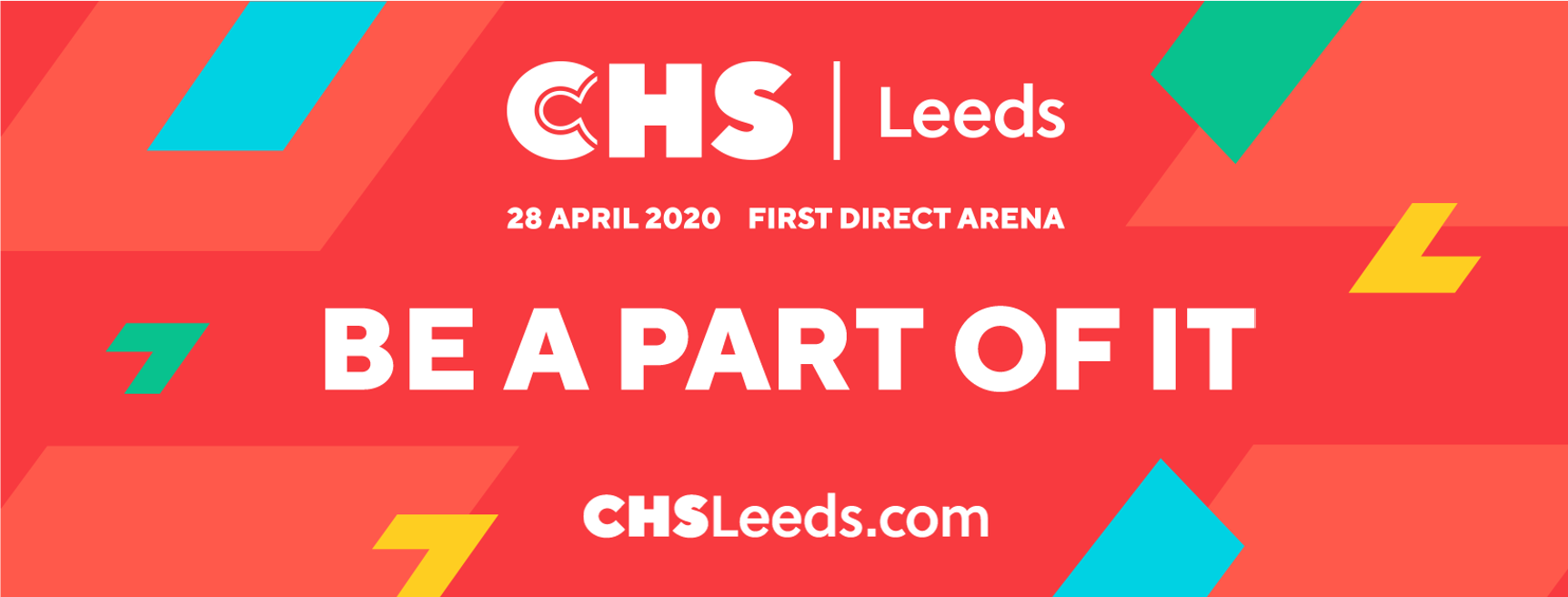 Click here to learn how to exhibit at CHS Leeds