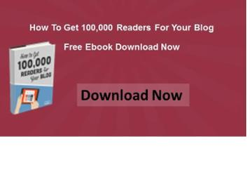 how to get 100000 readers for your blog