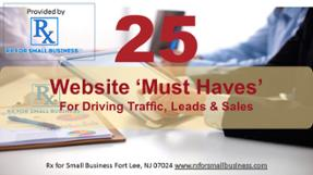 25 powerful website tools for driving traffic leads and sales