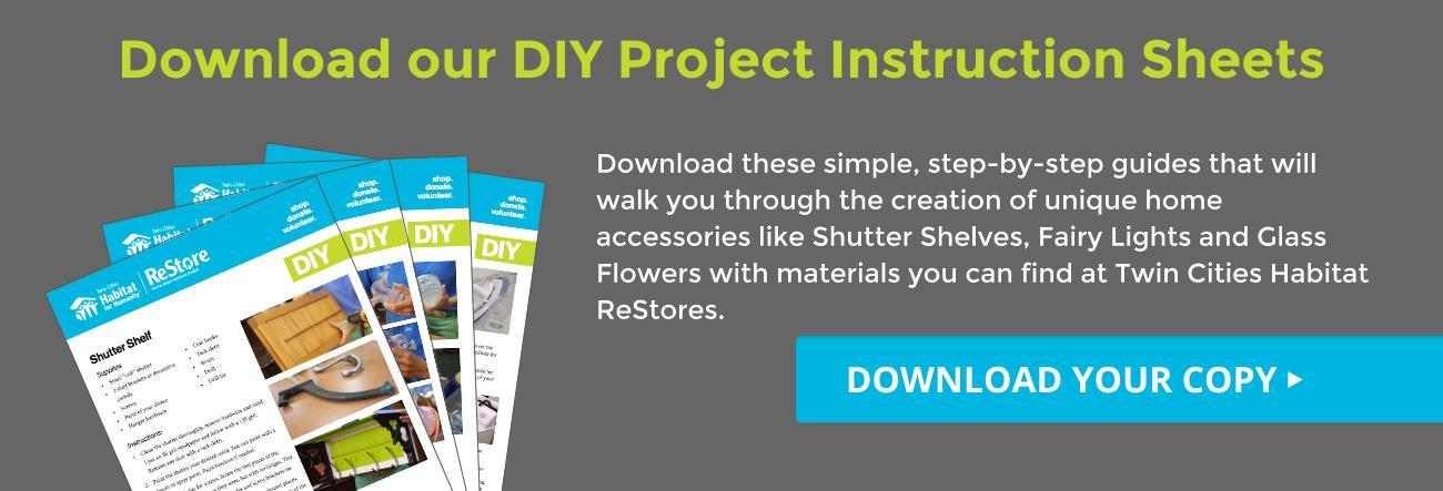 DIY Project Instructions