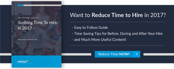 Reduce Time To Hire eBook CTA