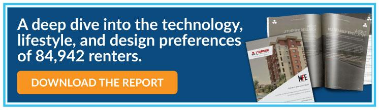 A deep dive into the technology lifesyle preferences of 84,942 renters. Download the report.