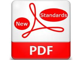 Get the latest on the PDF Standards