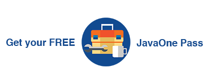 Get your free JavaOne pass now!