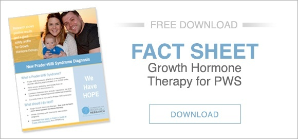 Prader Willi Syndrome Resources Growth Hormone for PWS Fact Sheet CTA