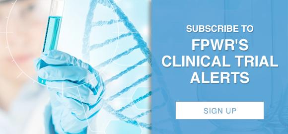 PWS Clinical Trials