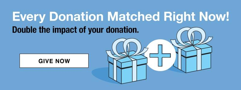 Donate Now for PWS Research - Your Gift Will Be Matched