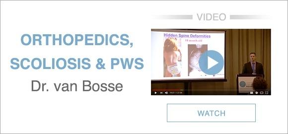 scoliosis and PWS van bosse video