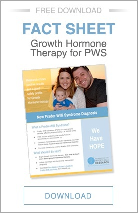 Growth Hormone for PWS Fact Sheet CTA